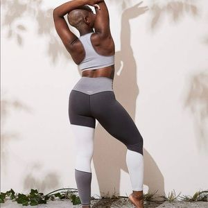 aerie play leggings high waisted real me